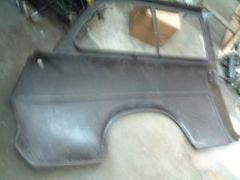 New Genuine Left Hand Rear Quarter Panel Ford Ford Anglia 105E Anglia Estate Free Uk Delivery